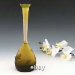 A Fine Galle Cameo Vase 1904-1905