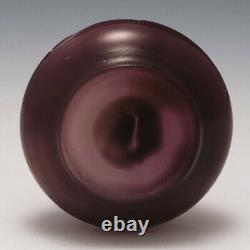 An Elegant Galle Solifleur Vase c1910