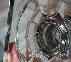 BACCARAT CRYSTAL France HARCOURT MARIE LOUISE Museum Vase $2250 NEW IN BOX