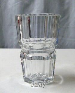Baccarat Crystal 7 1/4 Edith Vase