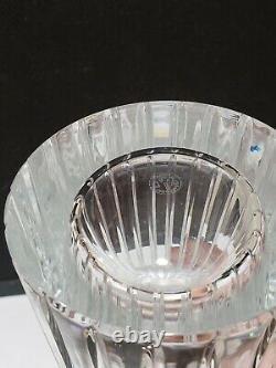 Baccarat Crystal HARMONIE Large Vase 10