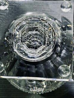 Baccarat Crystal Laeticia Museum Vase