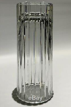 Baccarat Crystal Large Harmonie Vase
