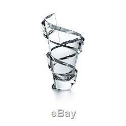 Baccarat Spiral vase Small