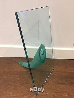 Daum Étrangeté Sous un Mur Vase by Philippe Starck 1988