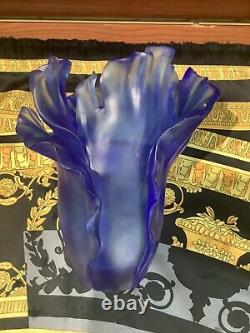 Daum nancy vase