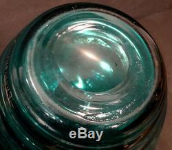 HUGE! 1920's 1930's ANTIQUE Vintage DAUM Modernist ART DECO Glass Vase / SIGNED