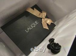 Lalique Bacchantes Vase Clear Brand New in Box 10547500