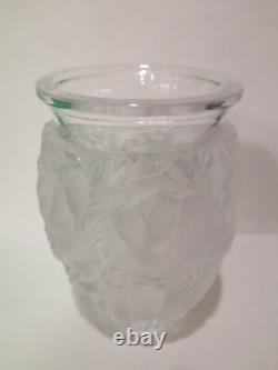 Lalique Bagatelle Vase # 1221900