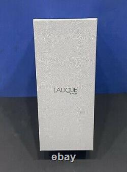 Lalique Brambles Vase Ronces Nib