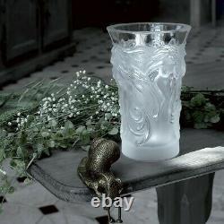Lalique'Fantasia' Vase with Nude Women (Naiades) NIB
