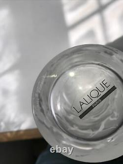Lalique Mustang Case Crystal mint condition