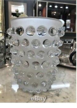Mossi vase rare Model 1088 Circa 1933 Rene Lalique