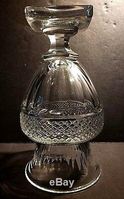 Rare Baccarat MUSEE DES CRISTALLERIES 1821-1840 REPRODUCTION Crystal Vase EXCEL
