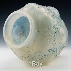 Rene Lalique Domremy Vase c1926