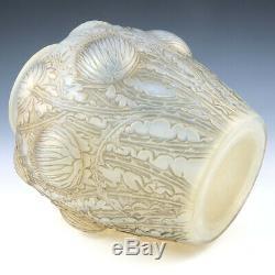 René Lalique Domremy vase Marcilhac 979