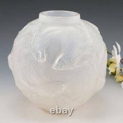 Rene Lalique Formose Vase Designed 1924
