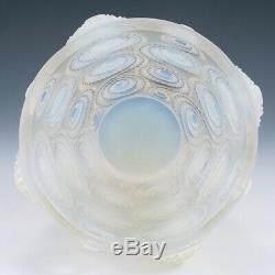 Rene Lalique Spirales Vase Designed 1930