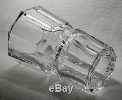 Vintage Baccarat Crystal Edith Vase